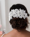 Noella Bridal Headpiece - Roman & French  - 1