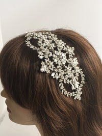 Cassidy Bridal Hair Comb - Roman & French  - 4