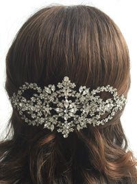 Cassidy Bridal Hair Comb - Roman & French  - 5
