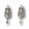 Diamanta Bridal Earrings - Earrings - Long Drop - Roman & French