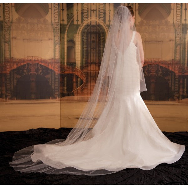 Grace Bridal Veil - Veils - Traditional - Roman & French