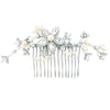 Filigrine Bridal Hair Comb - Roman & French  - 1