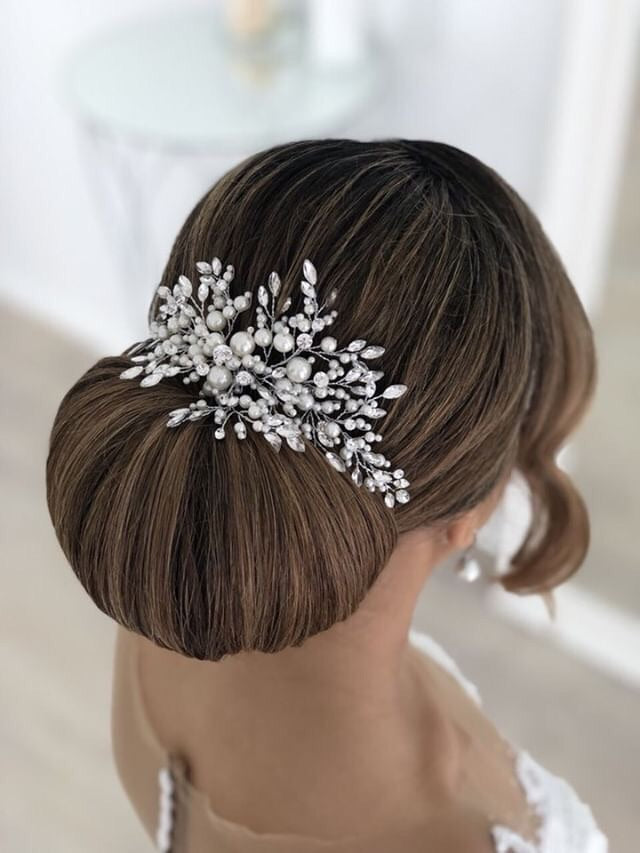 Gaelle Bridal Headpiece