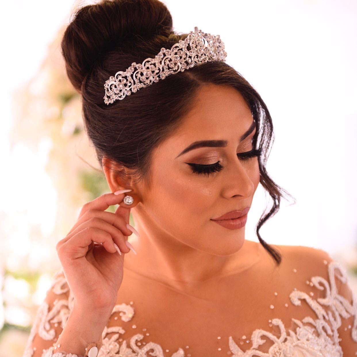 Laia Bridal Crown