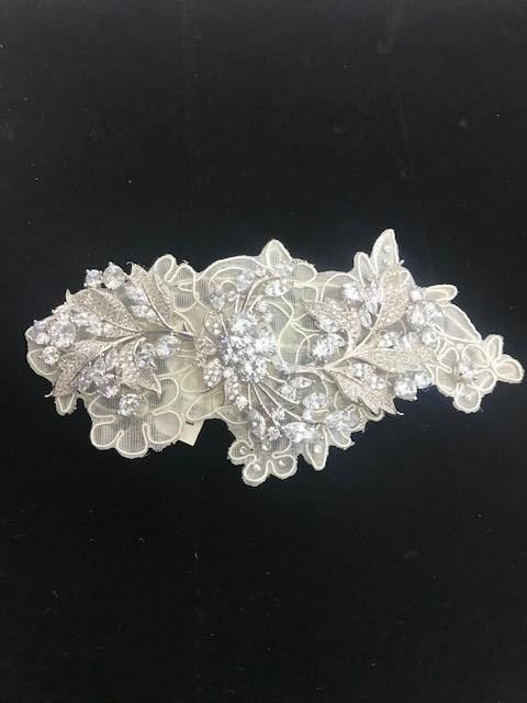 Ivy Bridal Hair Comb - LAST OF - DISCONTINUED - WILL NOT BE RESTOCKED