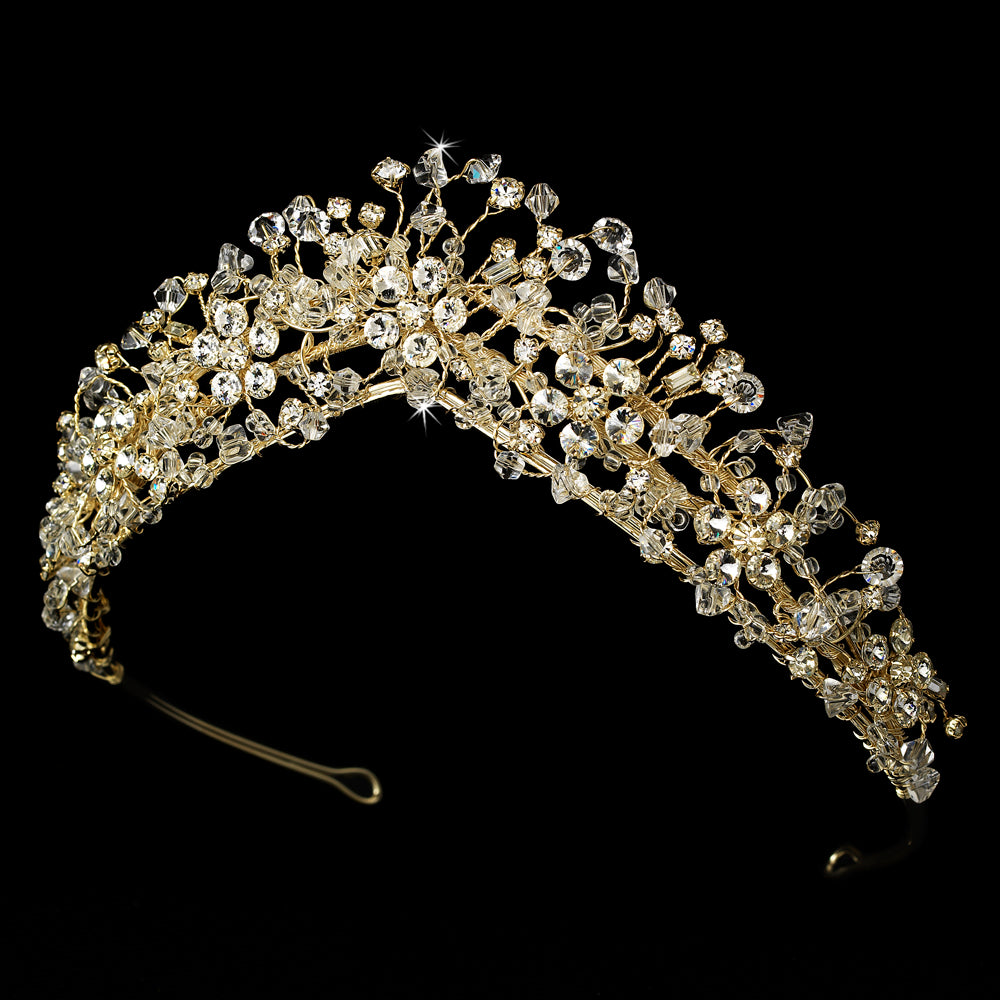 Marina Bridal Crown