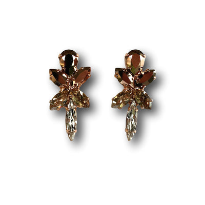 Milos Stud Earrings - Earrings - Glamour Stud - Roman & French