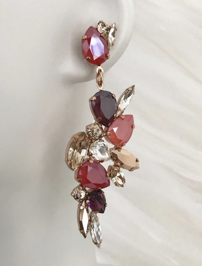 Nisi Chandelier Drop Earring
