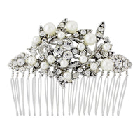 Fairy Bridal Hair Comb - Hair Accessories - Hair Comb - Roman & French