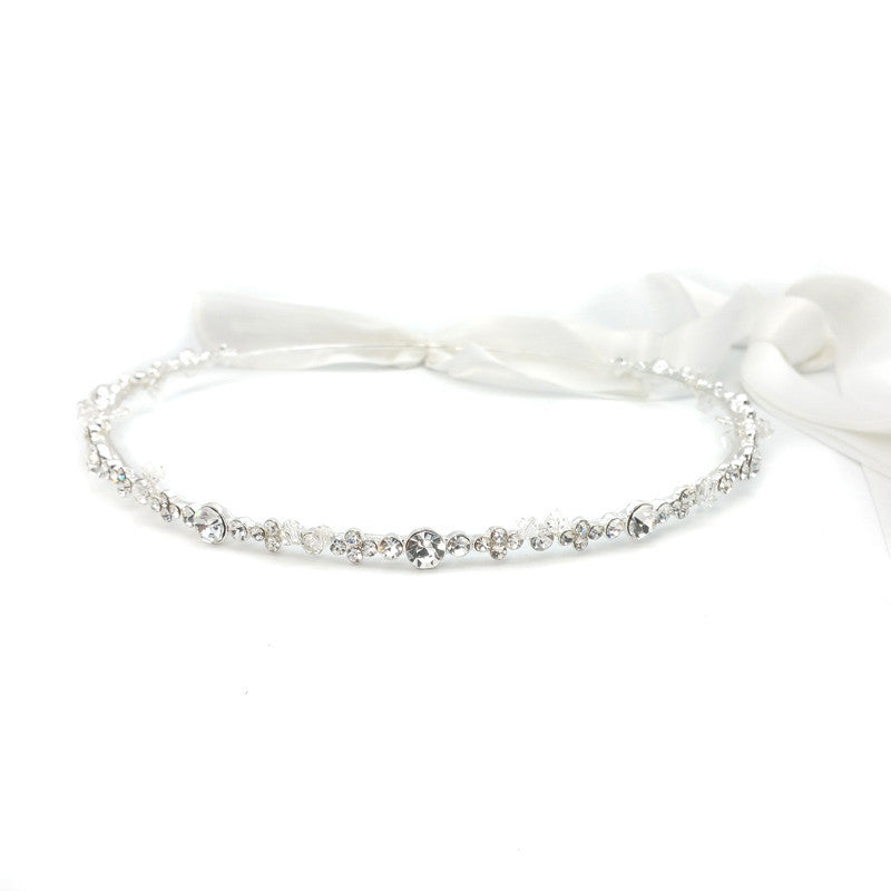 Sandra Bridal Stefana Crown - set of 2 - Hair Accessories - Stefana - Roman & French
