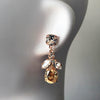 Simi Earrings - Roman & French  - 2