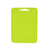 Flexible Silicone Cutting Board Plate Anti Slip Vegetables Meat Chopping Block - One Stop Quik Shop