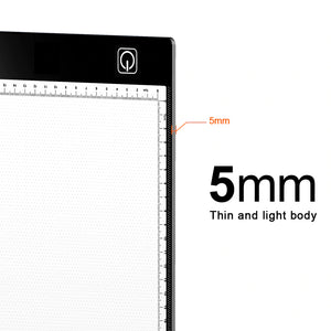 Led Drawing Tablet Digital Graphics Pad - One Stop Quik Shop