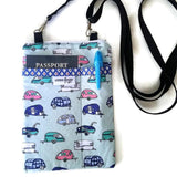 Trailers Fabric Crossbody Bag - One Stop Quik Shop