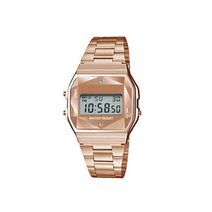 Fresno Rose Gold Sports Watch