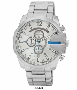 Men's Heavy Concrete Look Watch - One Stop Quik Shop