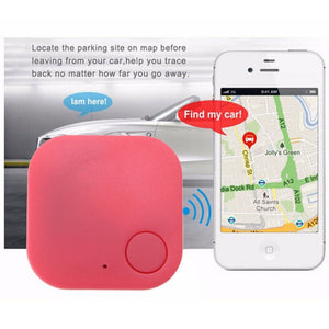 Anti-Lost Theft Device Alarm Bluetooth Remote GPS - One Stop Quik Shop