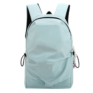 Casual Soft Men Women Backpack Travel Softback - One Stop Quik Shop
