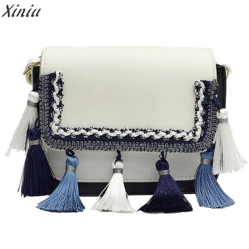 Fashion Women Messenger Bags Girls Women Retro - One Stop Quik Shop