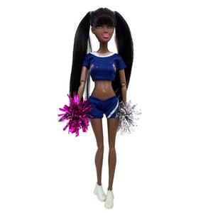 African Movable Joint High Quality Baby Doll - One Stop Quik Shop