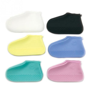 Men Women Silicone Non Slip Shoe Cover Practical - One Stop Quik Shop