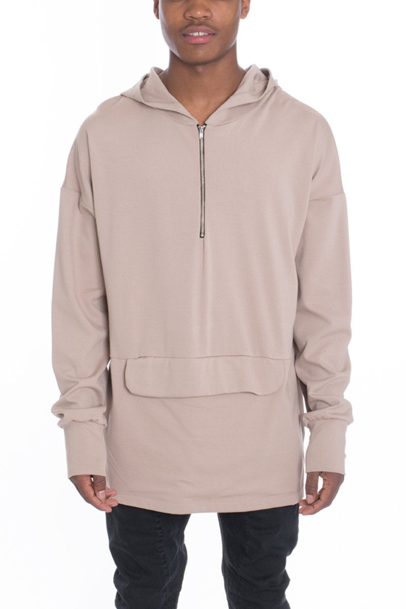 Pouch Pullover Hoodie - One Stop Quik Shop