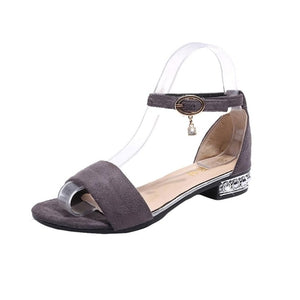 Women Open Toe Sandals - One Stop Quik Shop