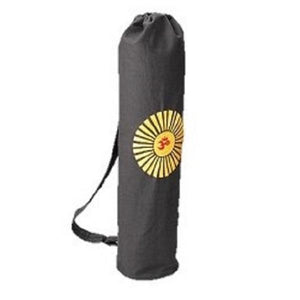 Yoga Bag -OMSutra OM Surya Bag (embroidered) - One Stop Quik Shop