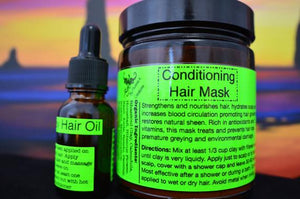 Organic Hair Care Kit - One Stop Quik Shop