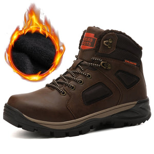Men Winter Snow Boots - One Stop Quik Shop
