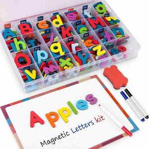 Toy Magnetic Letter For Kids - One Stop Quik Shop