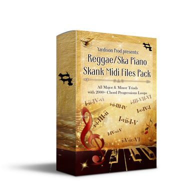 Buy Piano Major And Minor Triads And Chord Pack | Yardison Prod