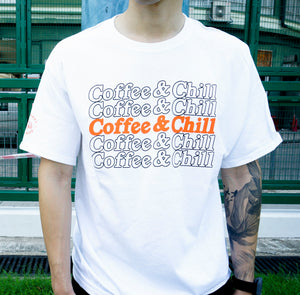 EG X RUSSELL COFFEE AND CHILL TEE