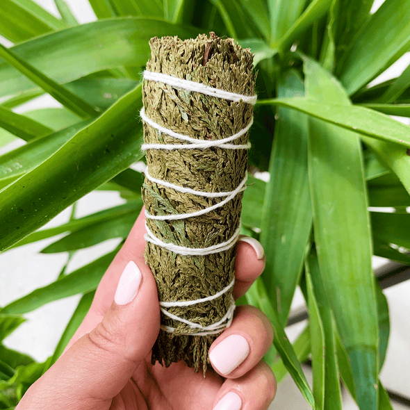Cedar Sage Smudge Sticks