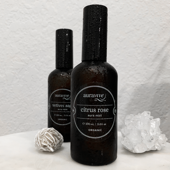 Citrus Rose Aura Mist (3.4 oz)