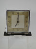 Smiths Art Deco Chrome Mantle Clock