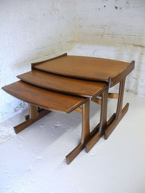 G Plan Teak Nesting Tables