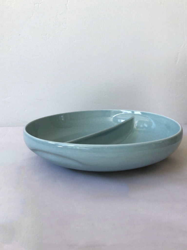 Russel Wright Divided Iroquois Bowl