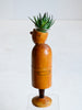 Cute Russian Doctor Novelty Plant-Holder