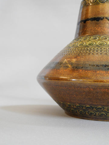 Burnished Jopeko Vase