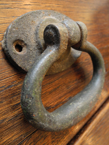 Chunky Metal Door Knocker