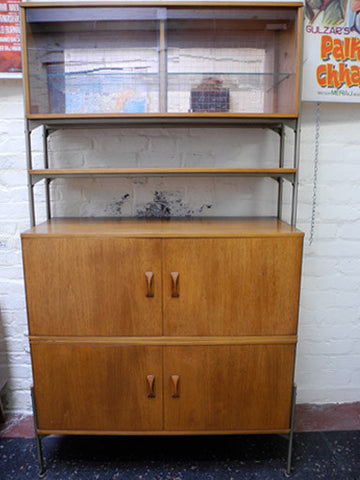 Record or Liquor Storage Cabinet