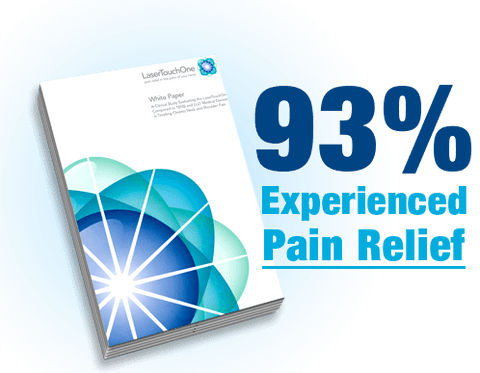 93% Experienced Pain Relief