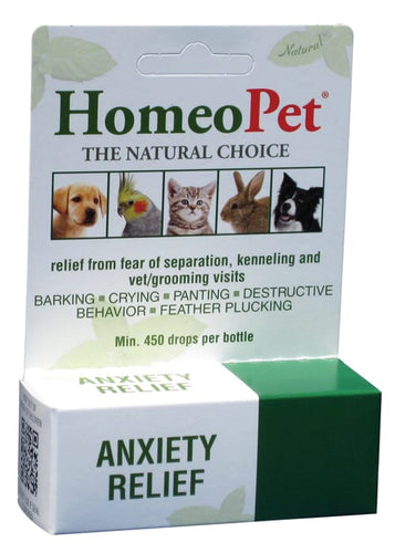 HomeoPet Anxiety