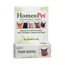 Load image into Gallery viewer, HomeoPet Feline Purr Dental