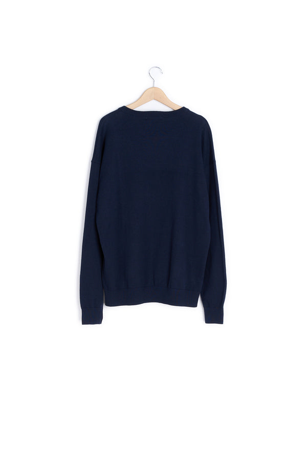 Pull marinière homme - M