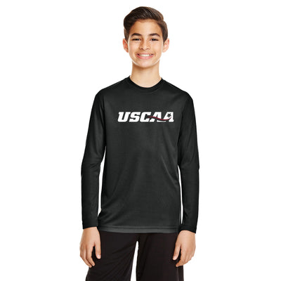 Youth Zone Performance Long-Sleeve