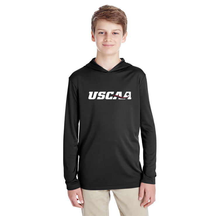 Youth Zone Performance Hoodie Shirt