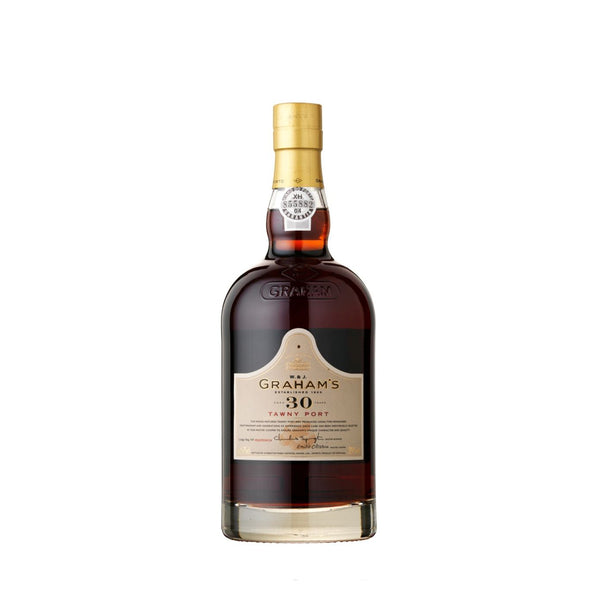 Graham's 30 Y.O. Tawny Port, Douro, Portugal - The Half Bottle Company