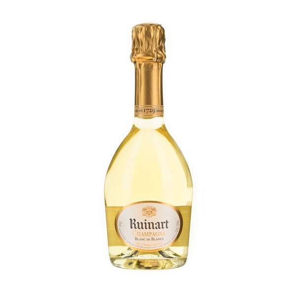 Ruinart Blanc de Blancs NV, Champagne, France - The Half Bottle Company
